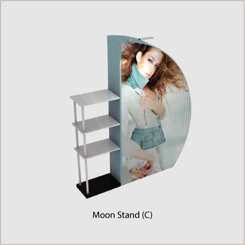 Expo Moon Stand