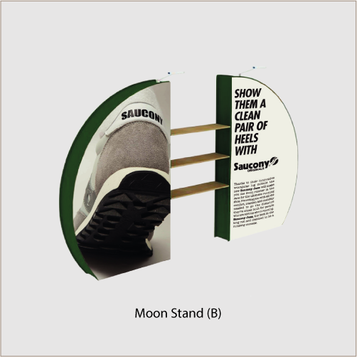 Double Moon Stand