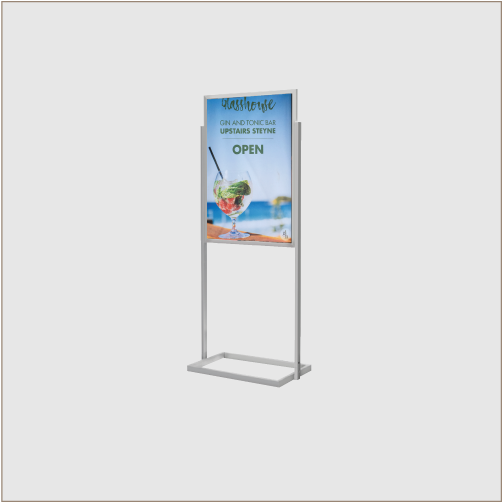 A1 Poster Stand