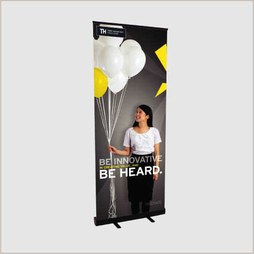 Cheap Pull up Banner Stand